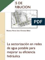 redes de distribucion - sectorizacion.pptx