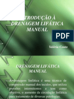 Palestra de Drenagem Linfática Manual[1]