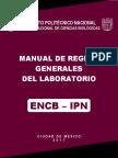 IPN Manual de Procedimientos ENCB.