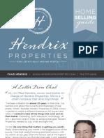 Charlotte Home Selling Guide | Hendrix Properties