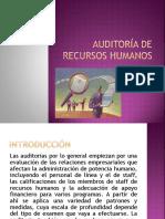 auditoriade Recursos Humanos