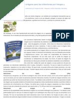 Beneficios Del Aceite de Orégano Para Las Infecciones Por Hongos y Más