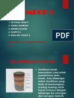 Metode Kontruksi Klasifikasi Tanah Presentasi