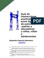 GUIA DE INTERACCIONES ENTRE FIGURA DE AUTORIDAD Y ADOLESCENTES
