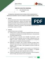Directiva Estandares Grt