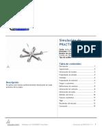 PRACTICA 17-1-Estudio de SimulationXpress