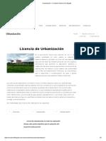 Urbanización – Curaduria Urbana N 2 Bogotá