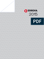 Catalogo Erreka 2015