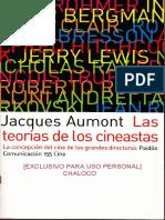 AUMONT,  J. - Las teorías de los cineastas.pdf