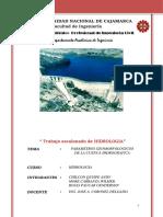 1º Informe de Hidrologia