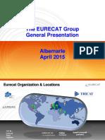 Eurecat General Capabilities Presentation