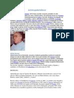 1 autores guatemaltecos