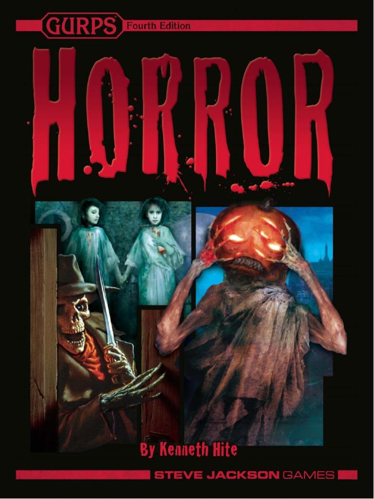 Gurps Horrow Pdf Horror Films