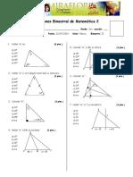 ExBim02 Matemática2 3ro Básico