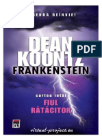 Dean R. Koontz - [Frankenstein] 1 Fiul Ratacitor (v.1.0)