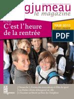 Le Magazine 23 - Septembre 2010
