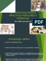 (4) Antropologia Medica(Practicas Populares y Creencias)