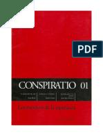 Conspiratio 01 Pórtico del misterio de la segunda virtud, C. Péguy - Escamilla