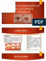 Aspectos Bioquimicos de Las Caries Dentales