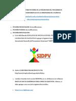 Modificaciones Página Web Programa