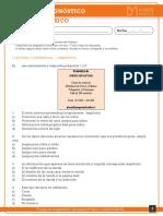 Diagnóstico Lenguaje 4