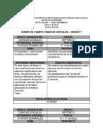 Diario de Campo Septimo 2