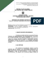 2003-00142 GARCIA RAMIREZ Vs COLPATRIA S.A..doc
