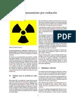 Envenenamiento Por Radiación