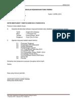 Borang Pk 07 1 Notis Mesyuarat - Panitia Sains