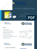 1. Introduccion a Simulink
