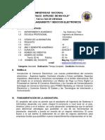 SILABO DE E-COMERCE