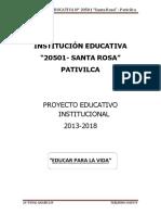 Proyecto Del Pei Al 2018
