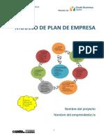 Modelo de Plan de Empresa FTomillo 7877