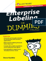 Enterprise Labeling for Dummies