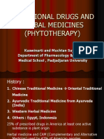 1 Traditional Drugs and Herbal Medicines Phytotherapy