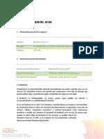 Ficha Tecnica Biodiesel Biolets