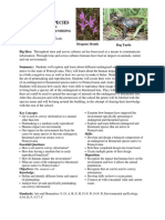 endangered species one page lesson