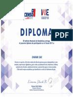 Diploma Cen So