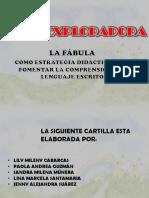 Cartilla 1 La Fabula Como Estrategia Didactica Para Fomentar La Comprension Del Lenguaje Escrito