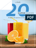 eBook 20 Super Sucos