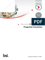 ISO 9001 2015 Preguntas Frecuentes BSI ES