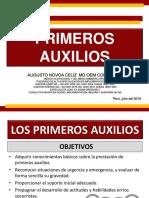 01. PRIMEROS AUXILIOS
