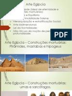 Artes - 2º ANO (Egito, Grécia, Roma, Medieval e Renascentista)