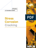 Stress Corrosion Cracking