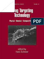 (Drugs and the Pharmaceutical Sciences 115) Hans Schreier-Drug Targeting Technology_ Physical