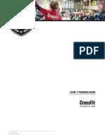 CFJ English L1 Training Guide