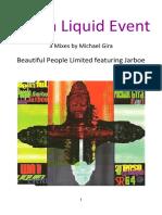 Warm Liquid Event by Jarboe.