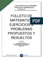 Folleto de Matematica i Nivelmarzoinsta2017