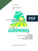 Plan de Fertilizacion FC5
