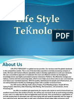 Life Style Teќnology Plans